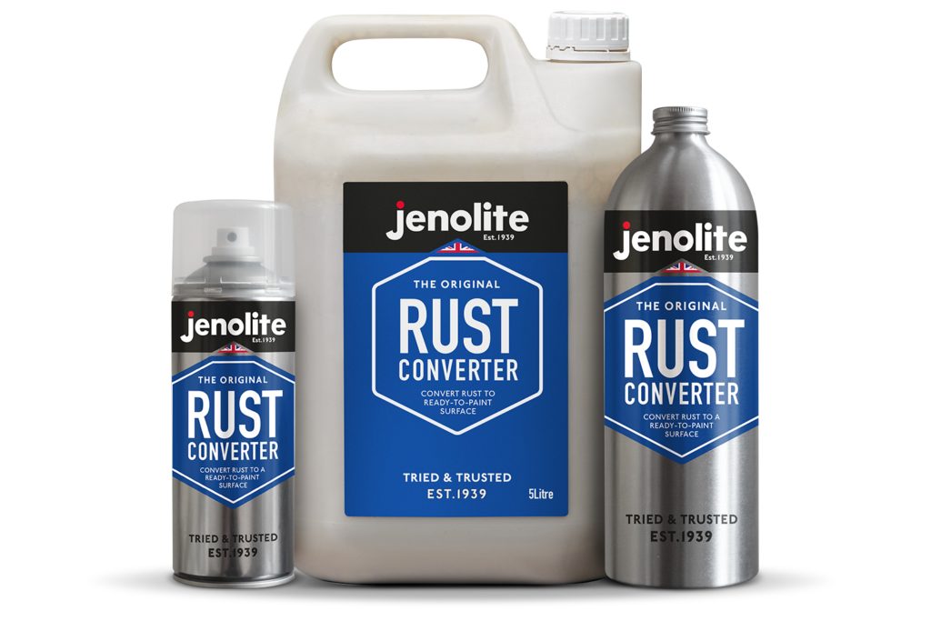 rust converter products