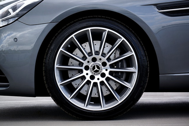 How to remove paint from alloy wheels